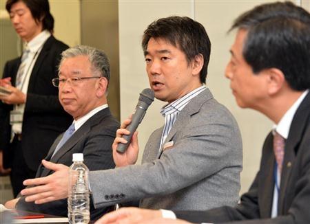 橋本市長が桜宮高体育系の入試中止決定