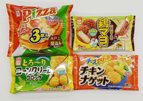 農薬が検出された冷凍食品一覧