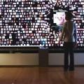 Gallery-Oneの大画面タッチパネル液晶