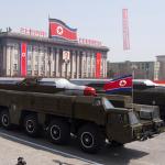 北朝鮮ミサイルムスダン